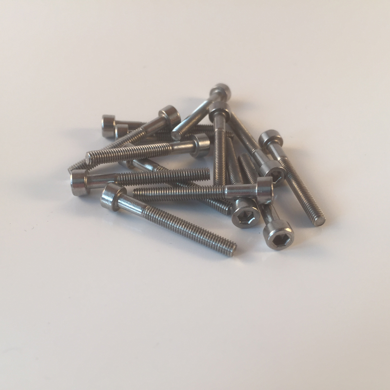 Stainless Steel Cap Head Screws M3 x 25