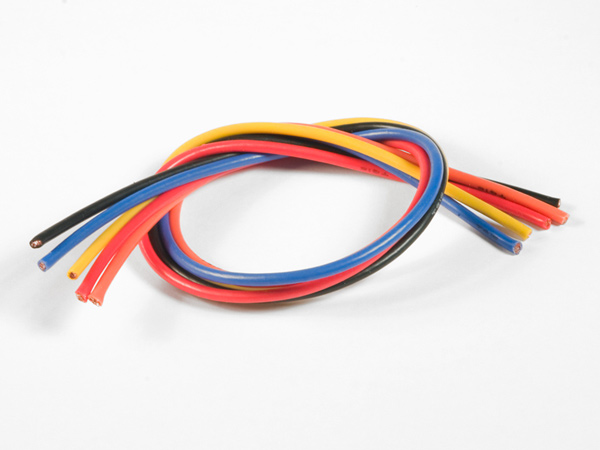 TQ Racing HD 5 Wire Set - 13/16awg