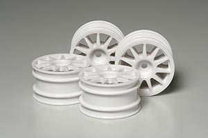 Tamiya (#51237) - Swift Super 1600 Wheels