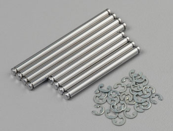 Tamiya (#53301) - TL01/M03 Stainless Steel Suspension Shaft Set