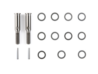 Tamiya (#54183) - M-Chassis Reinforced Freewheel Axle Set