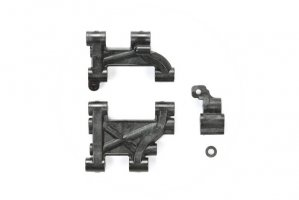 Tamiya (#54614) - M-05 Ver. II Carbon Reinforced L Parts (Suspension Arms)