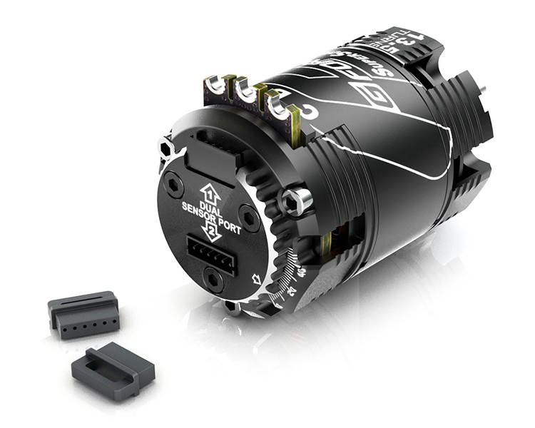 GForce Super Sonic Brushless Motor 17.5T