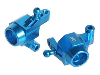 3 Racing Tamiya M05 Rear Aluminium Hub Carrier (0 Degree)