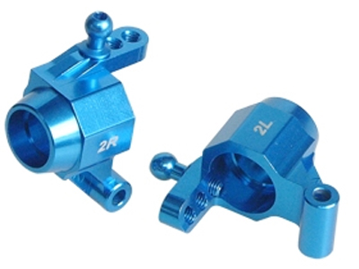 3 Racing Tamiya M05 Rear Aluminium Hub Carrier (2 Degree)