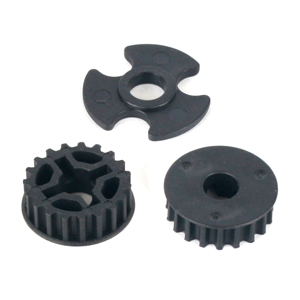 R10102C 19T Belt Pulley Set