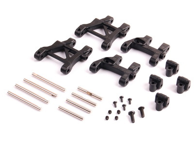 Spec-R Suspension Arm Set (For Tamiya M03/M05) Hard Version