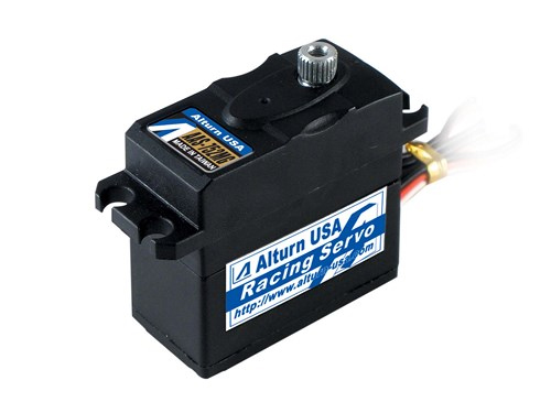Alturn Race Servo BB/MG 39x19x38.5mm 8.6/10.8Kg 0.11/0.09s 48g