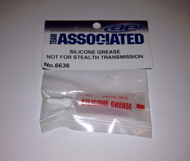 Associated Silicone Grease #6636