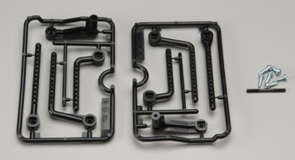 Tamiya (#50855) - TL01 E Parts (Body Mount)