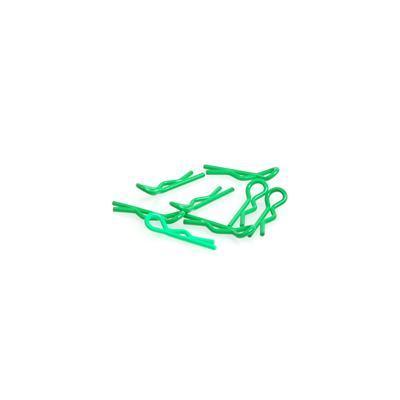 CR064 - Small Body Clip 1/10 - Fluorescent Green (8)