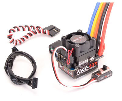 Core RC - PACE 45 Brushles ESC 1s/2s CR173