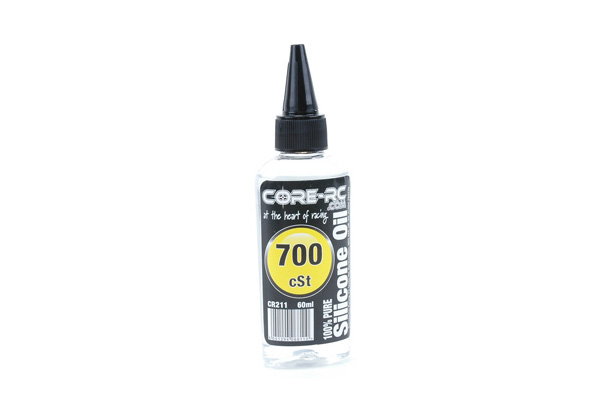CR211 - CORE R/C Silicone Oil - 700 cSt - 60ml
