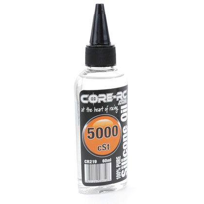 CR219 - CORE R/C Silicone Oil - 5000 cSt - 60ml