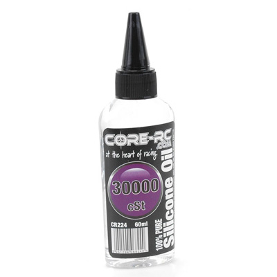CR224 - CORE R/C Silicone Oil - 30000 cSt - 60ml