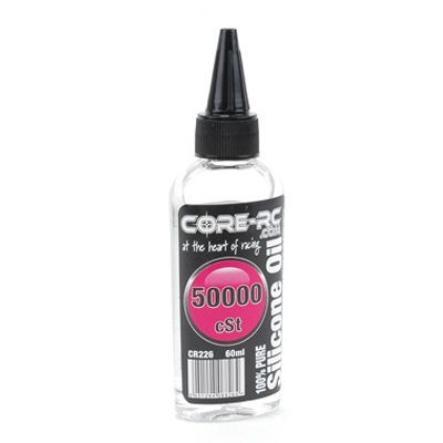 CR227 - CORE R/C Silicone Oil - 100000 cSt - 60ml