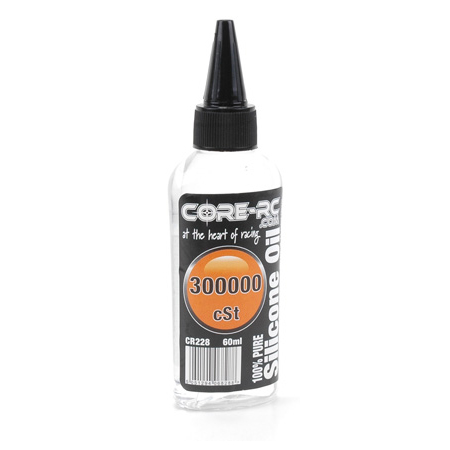 CR228 - CORE R/C Silicone Oil - 300000 cSt - 60ml