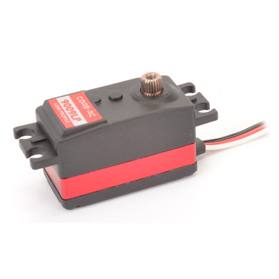 CORE RC - 9009LP Low Profile Servo 8Kg .09 Sec #CR495