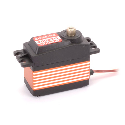 CORE RC - 9008TG Digital Servo 9Kg .08 Sec #CR496