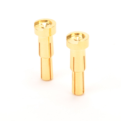 CR584 - 4/5mm Stepped Plug Connector