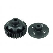 3 Racing Gear Differential Plastic Replacement - Ver.2 For #SAK-F01