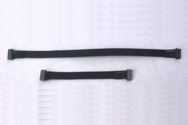 TQ Racing Flatwire Sensor Wire 125mm