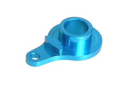 3 Racing Aluminium Servo Saver Horn - Blue M05