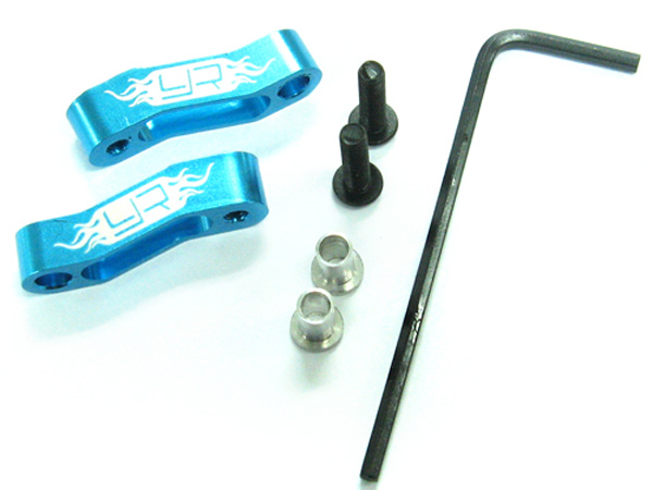 Yeah Racing Alloy Rear Upper Arm(BU) For Tamiya M03-M