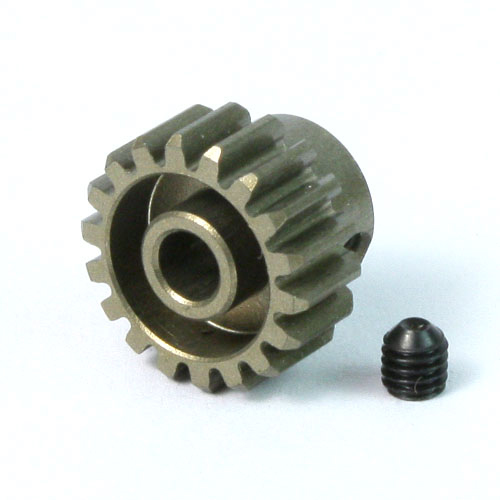 Yeah Racing Aluminum 7075 Hard Coated Motor Gear/Pinions 06P 20T