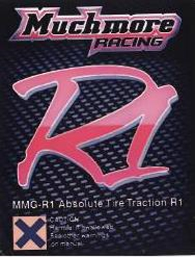 Muchmore Absolute Tyre Traction - Red R1