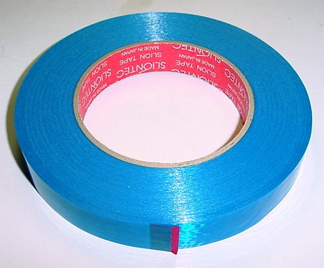 Core RC Fiberglass Filament Tape (Blue)