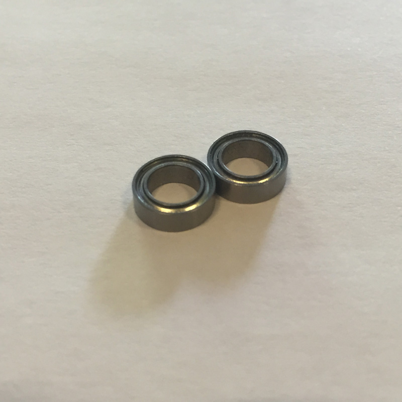 Ball Bearing 850 5x8x2.5mm M Chassis Pair