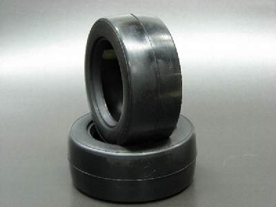 Shimizu Racing Mini Chassis 60 Slick Tire (Super Soft)