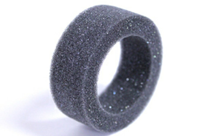 Shimizu Racing (#PS-0458) Hard Inner Sponge for Mini Chassis 60 Slick Tire