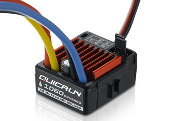 Hobbywing QUICRUN WP1060 Brushed ESC