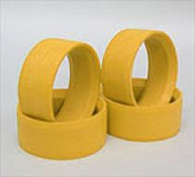 Ride Insert for MINI Yellow Super-Soft 4pc-set