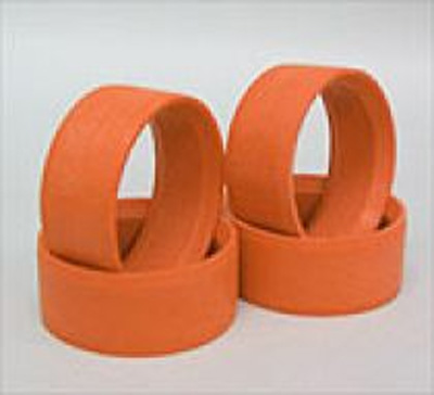 Ride Insert for MINI Orange Soft 4pc-set