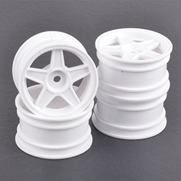 Rush Mini Wheel 0 Offset Flex 4pcs (RU0368)