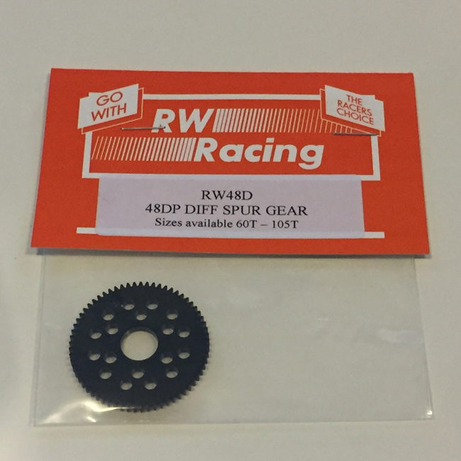 RW Diff Spur Gear 48dp - 65T