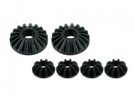 3 Racing Gear Differential Gear Set - Ver.2 For #SAK-65