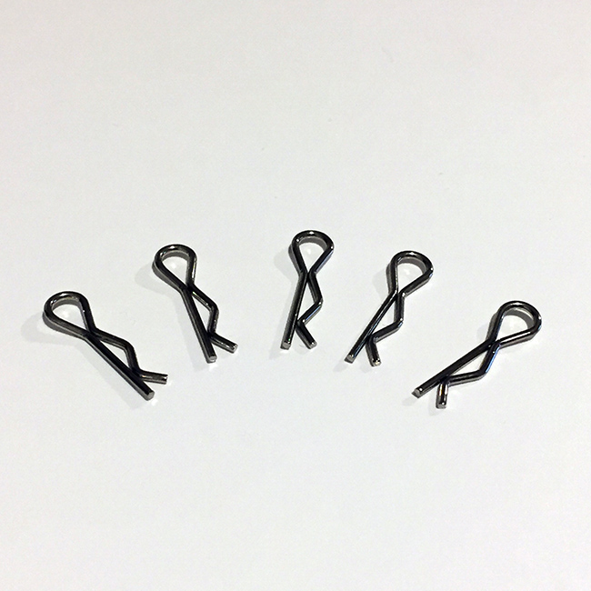 Small Body Clips (5 pack)