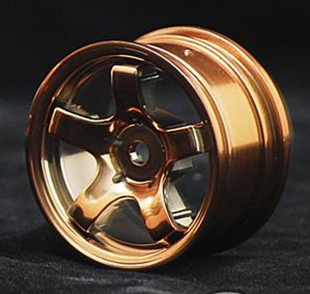 Sweep Mini 5 Spoke Wheel Type A (Bronze)