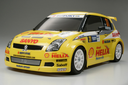 Tamiya (#1825416) - Tamiya Body Suzuki Swift