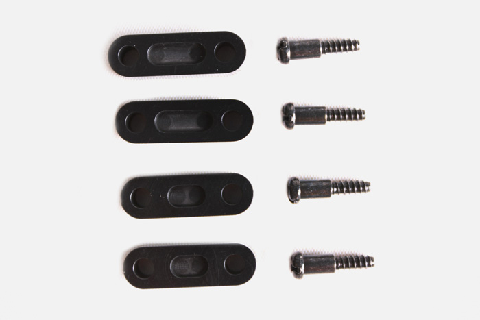 Tamiya (#54529) - M05 Setting Suspension Arm Set (Front Upper)