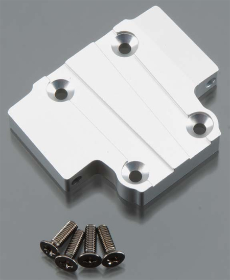 Tamiya (#92238) - Tamiya M05S Aluminium Rear Suspension Mount (Silver)