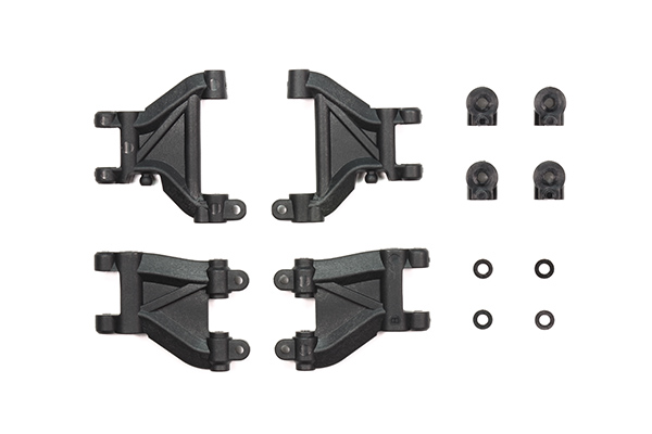 Tamiya (#51598) - M07 Suspension Arms D Parts Black