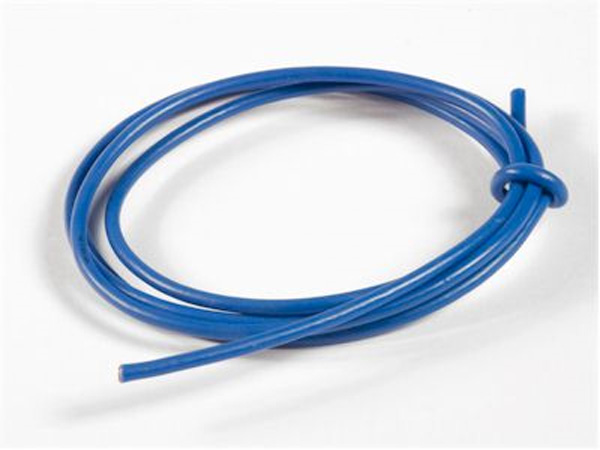 TQ Racing 16awg Power Wire - 3ft - Blue