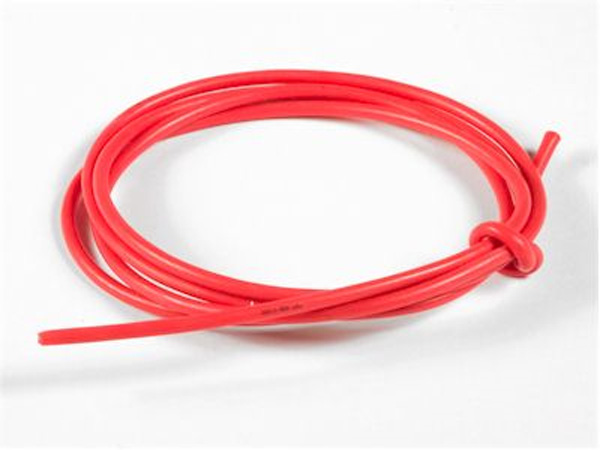TQ Racing 16awg Power Wire - 3ft - Red