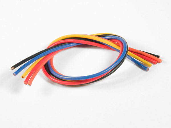 TQ Racing 5 Wire Set - 16awg