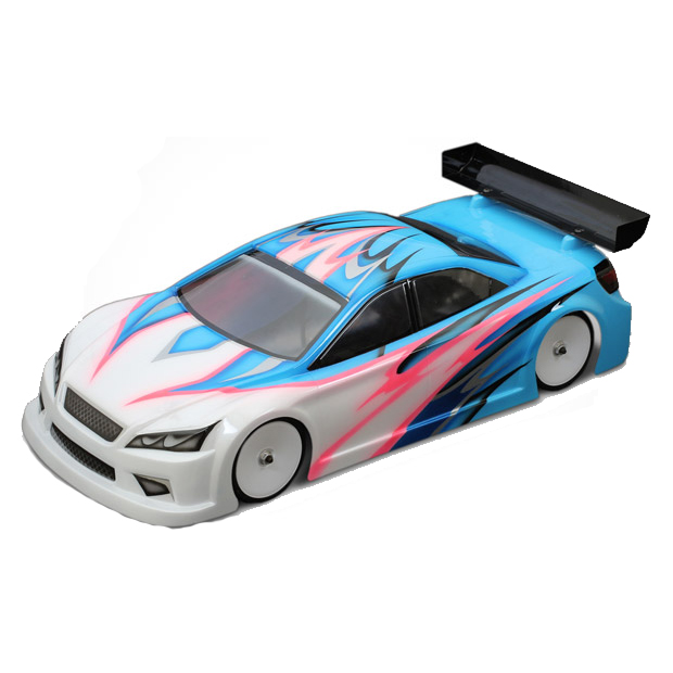 Blitz TSX 190mm EP Racing Body BRCA #60216-07